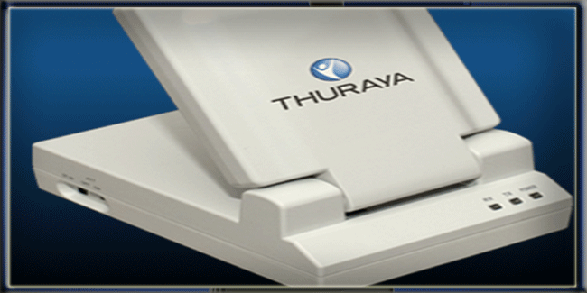 Thuraya | Mobile Satellite Communications Company